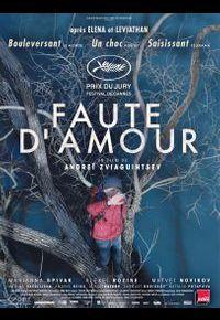 """""""Faute d'amour"""""""