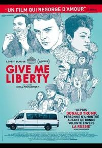 """Give Me Liberty"" de Kirill Mikhanovsky"