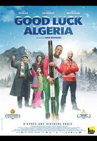 """Good Luck Algeria"""