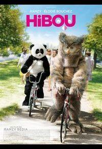 """L'affiche du film """"Hibou"""""""