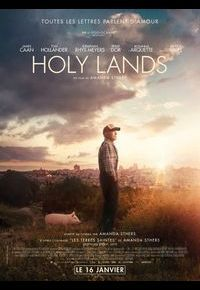 """Holy Lands"" d'Amanda Sthers"