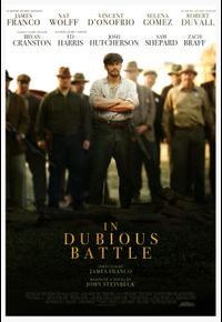 Affiche du film In Dubious Battle