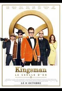 """Kingsman : le cercle d'or"""
