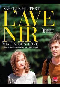 """Isabelle Huppert et Romain Kolinka dans """"L'Avenir"""""""