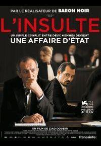 """""""L'Insulte"""" de Ziad Doueiri"""