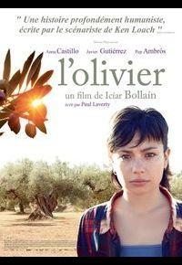 """L'affiche de """"L'Olivier"""" d'Iciar Bollain"""