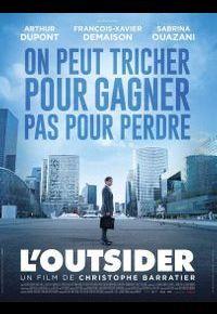 """L'affiche de """"L'Outsider"""""""