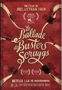 """""""La Ballade de Buster Scruggs des frères Coen"""""""
