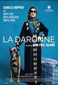 """Isabelle Huppert est """"La Daronne"""""""