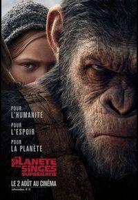 """""""La Planète des singes : suprématie"""""""