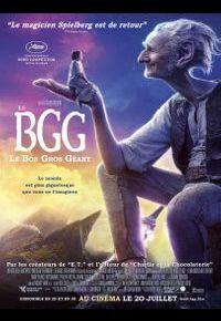 """L'affiche du """"Bon gros géant""""."""