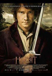 """Affiche du film """"Le Hobbit: un voyage inattendu"""""""