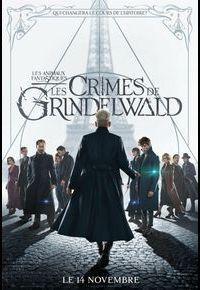"""""""Les Animaux fantastiques : Les crimes de Grindelwald"""""""