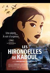 """""""Les Hirondelles de Kaboul"""" de Zabou Breitman et Eléa Gobbé-Mévellec."""