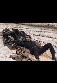 """Denzel Washington dans """"Les Sept mercenaires""""."""