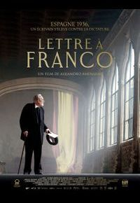 """Lettre à Franco"" d'Alejandro Amenabar"