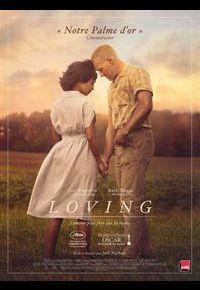 """L'affiche de """"Loving"""""""