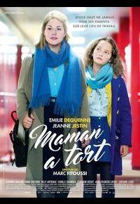 """Émilie Dequenne dans """"Maman a tort""""."""