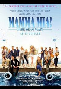 """Mamma Mia : Here We Go Again"""