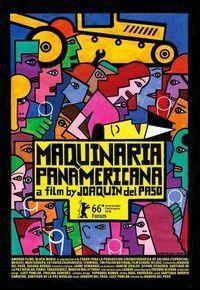 """Maquinaria Panamericana"" de Joachim Del Paso."