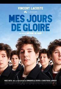 """""""Mes jours de gloire"""" d'Antoine de Bary"""