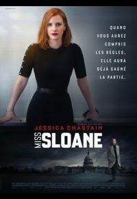 "Jessica Chastain dans ""Miss Sloane"