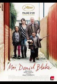 """""""Moi, Daniel Blake"""", l'affiche"""