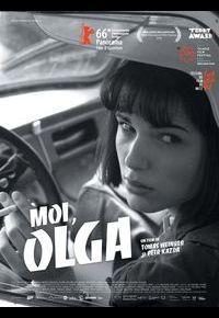 """L'affiche de """"Moi, Olga"""""""