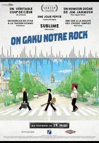 """On-Gaku - Notre rock"""