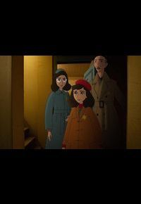 """Où est Anne Frank !"" d'Ari Folman"