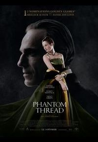 Daniel Day-Lewis et Vicky Krieps dans Phantom Thread