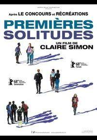 """""""Premières solitudes"""" de Claire Simon"""