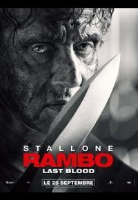 "Sylvester Stallone dans ""Rambo : Last Blood"""