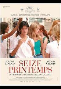 """""""Seize printemps"""" de Suzanne Lindon"""