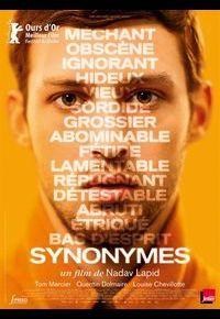 """""""Synonymes"""" de Nadav Lapid"""