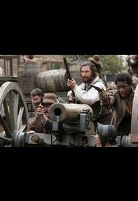"Matthew McConaughey dans ""The Free State of Jones""."