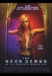 """L'affiche de """"The Neon Demon"""""""