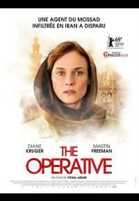 """The Operative"" de Yuval Adler"