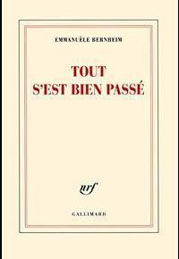 """""""Tout s'est bien passé"""" de François Ozon."""