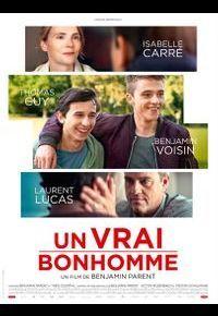 """Un vrai bonhomme"" de Benjamin Parent"