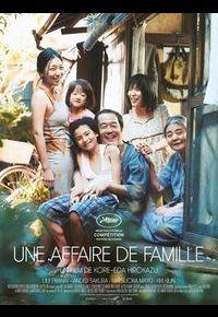 """""""Une affaire de famille"""" de Hirokazu Kore-Eda"""