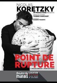 """Point de rupture"" de Nicolas Koretzky"