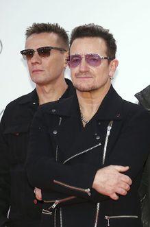 Le groupe U2 pleure la mort de l'un des siens