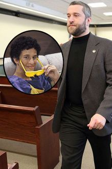 Dustin Diamond reconnu coupable de port d'arme