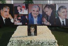 Quatre accusés en fuite jugés pour l'assassinat de Rafic Hariri