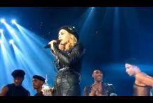 """Madonna: """"Super d'avoir un musulman noir à la Maison-Blanche"""""""