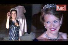 Le gotha mondial au mariage luxembourgeois