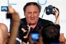 """Gérard Depardieu: """"Je vais beaucoup en URSS"""""""