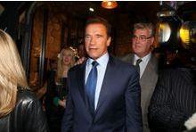 Arnold Schwarzenegger, sa soirée à Paris