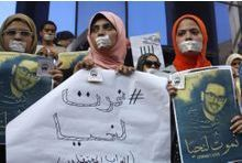 Egypte : S'affamer plutôt que de se taire